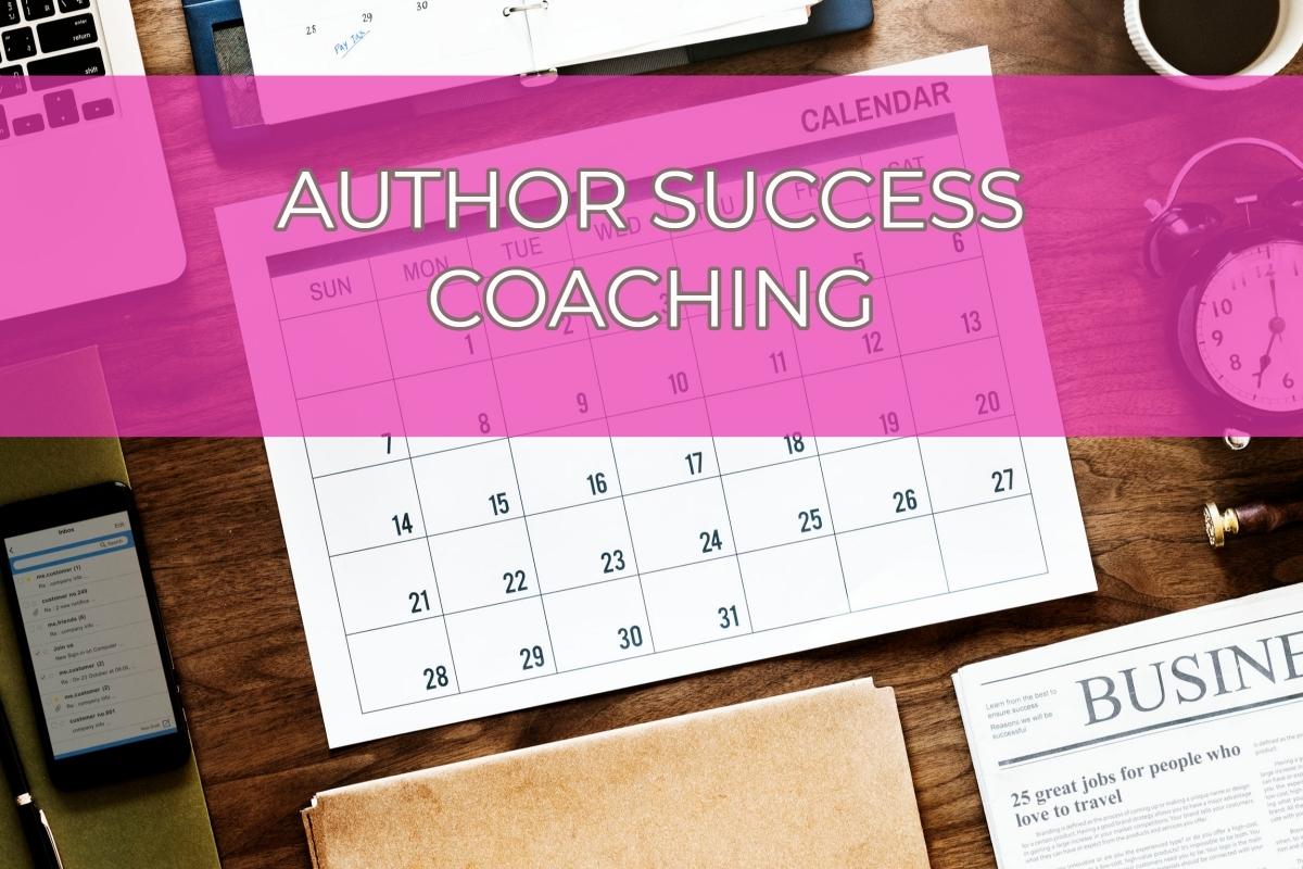 Author Success Coaching with Candice L. Davis