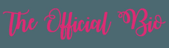 Candice L Davis- the Official Bio